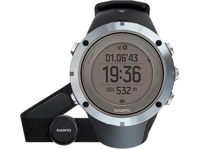 Suunto Ambit3 Peak HR GPS Outdoor Watch sapphire